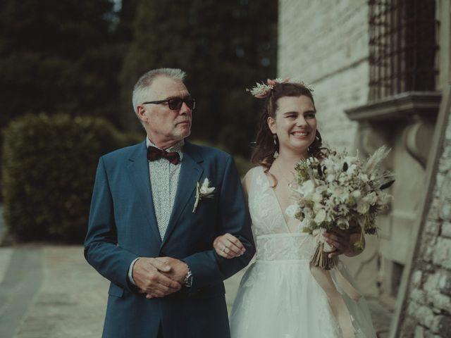 Il matrimonio di Etienne e Eline a Firenze, Firenze 46