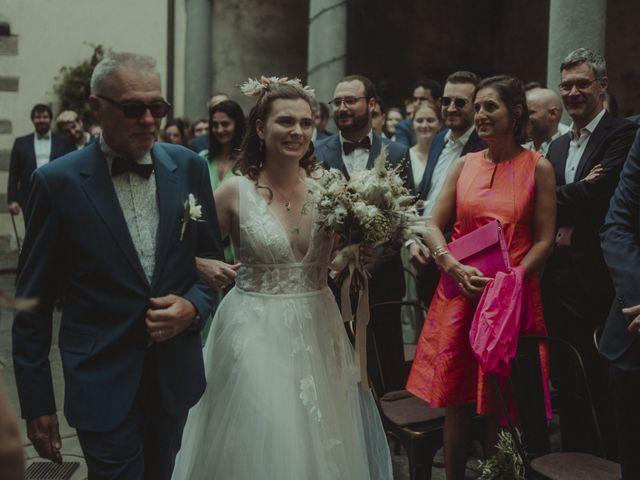 Il matrimonio di Etienne e Eline a Firenze, Firenze 48