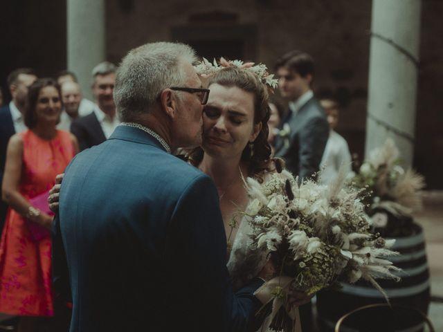 Il matrimonio di Etienne e Eline a Firenze, Firenze 49