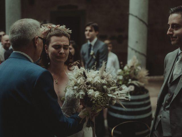 Il matrimonio di Etienne e Eline a Firenze, Firenze 50
