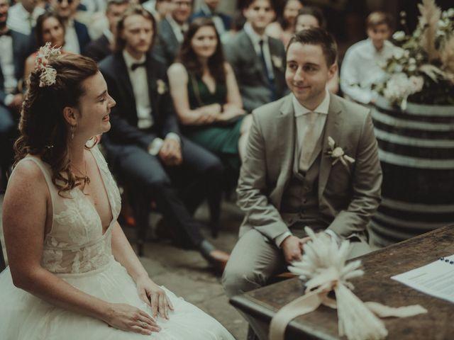Il matrimonio di Etienne e Eline a Firenze, Firenze 51