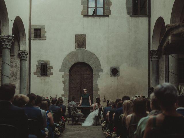 Il matrimonio di Etienne e Eline a Firenze, Firenze 52