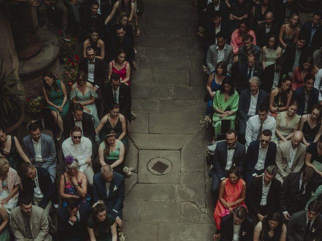 Il matrimonio di Etienne e Eline a Firenze, Firenze 53