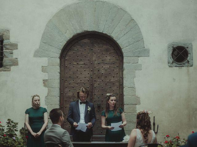 Il matrimonio di Etienne e Eline a Firenze, Firenze 54