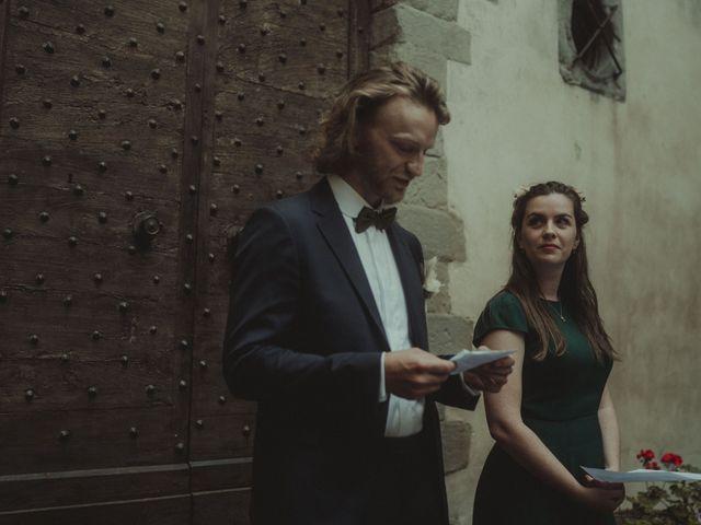 Il matrimonio di Etienne e Eline a Firenze, Firenze 55