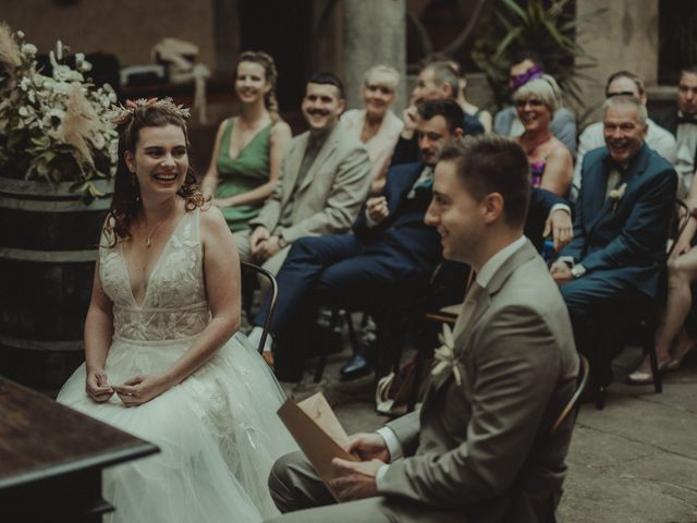 Il matrimonio di Etienne e Eline a Firenze, Firenze 56