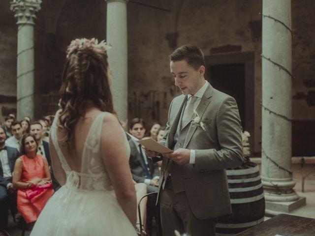 Il matrimonio di Etienne e Eline a Firenze, Firenze 61