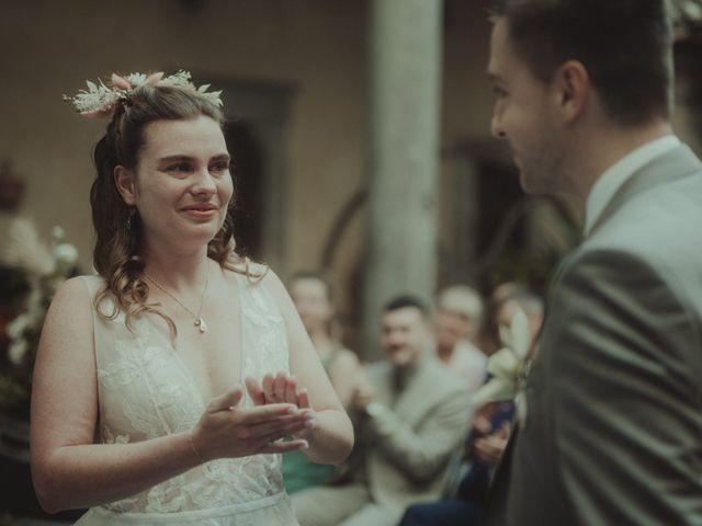 Il matrimonio di Etienne e Eline a Firenze, Firenze 62