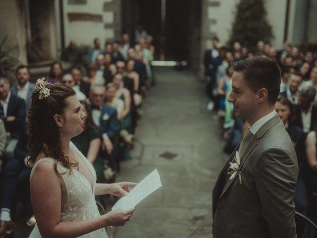 Il matrimonio di Etienne e Eline a Firenze, Firenze 63