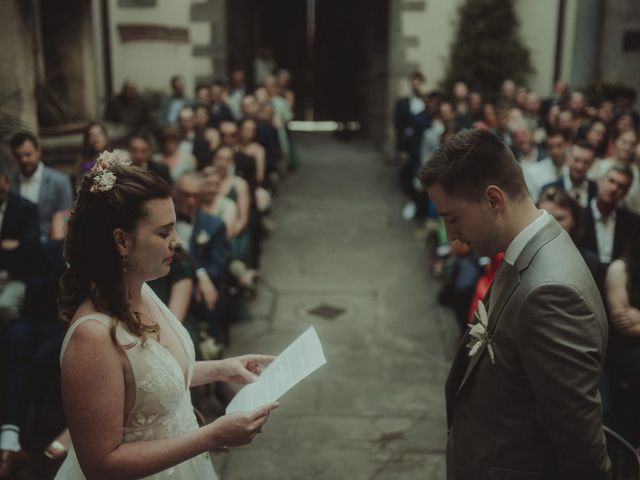 Il matrimonio di Etienne e Eline a Firenze, Firenze 64