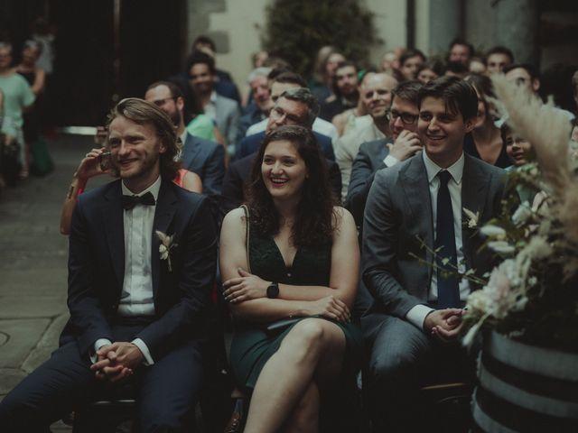 Il matrimonio di Etienne e Eline a Firenze, Firenze 65