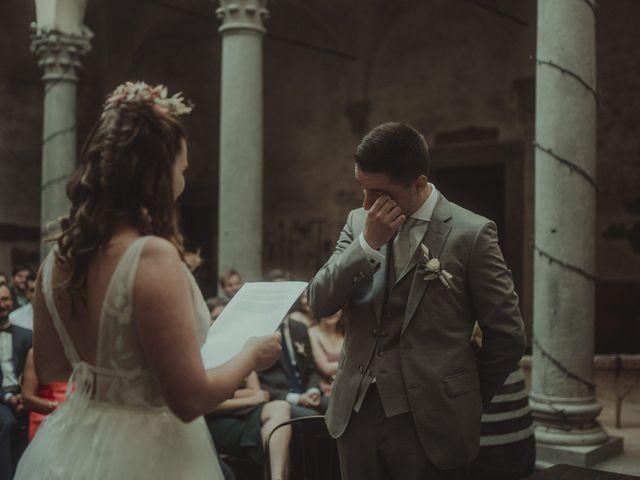 Il matrimonio di Etienne e Eline a Firenze, Firenze 68