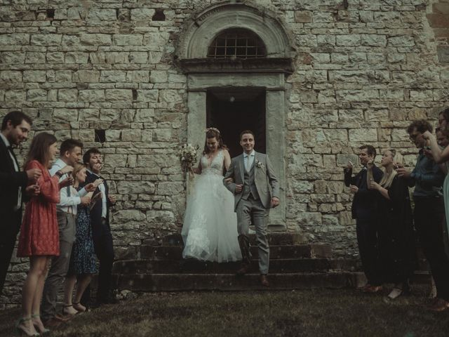 Il matrimonio di Etienne e Eline a Firenze, Firenze 71