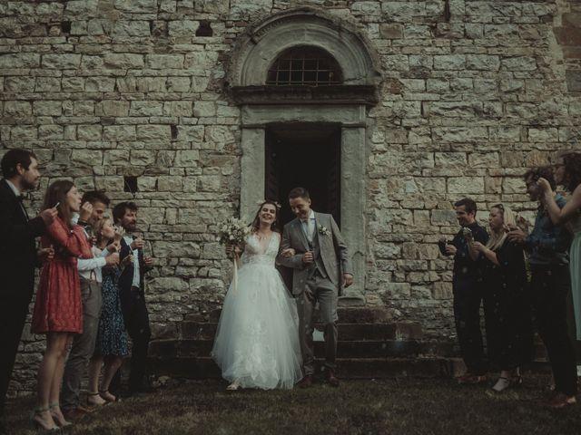 Il matrimonio di Etienne e Eline a Firenze, Firenze 72