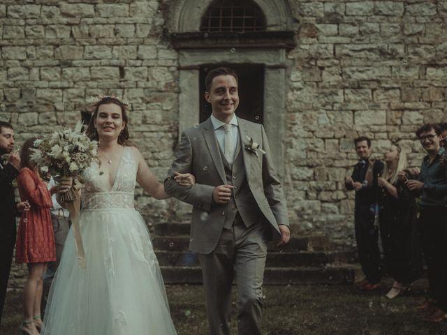 Il matrimonio di Etienne e Eline a Firenze, Firenze 73