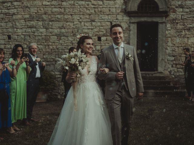Il matrimonio di Etienne e Eline a Firenze, Firenze 75