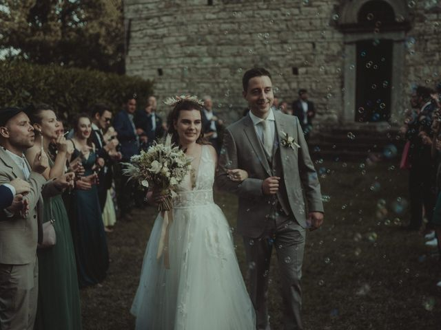 Il matrimonio di Etienne e Eline a Firenze, Firenze 78