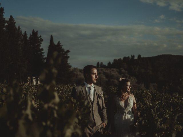 Il matrimonio di Etienne e Eline a Firenze, Firenze 102