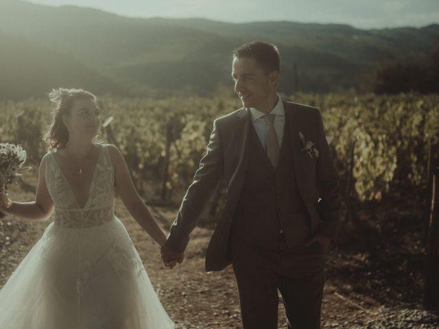 Il matrimonio di Etienne e Eline a Firenze, Firenze 107