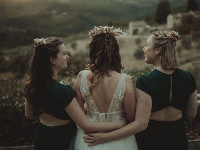 Il matrimonio di Etienne e Eline a Firenze, Firenze 114