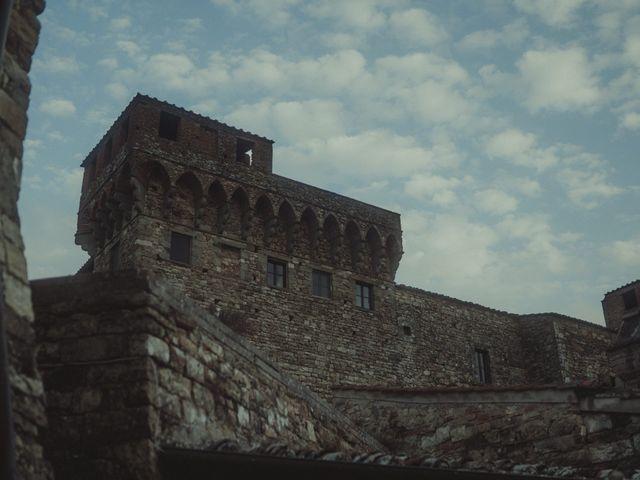 Il matrimonio di Etienne e Eline a Firenze, Firenze 115