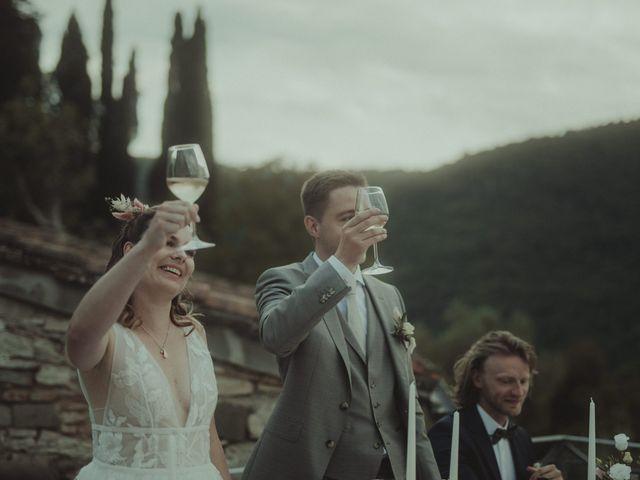 Il matrimonio di Etienne e Eline a Firenze, Firenze 117