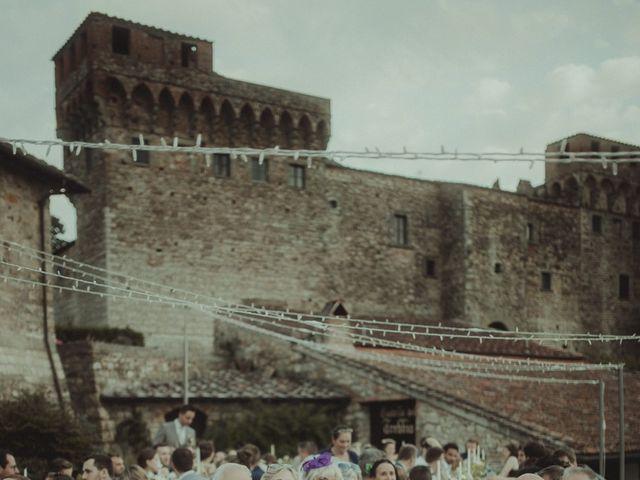 Il matrimonio di Etienne e Eline a Firenze, Firenze 118