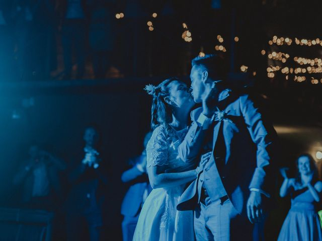 Il matrimonio di Etienne e Eline a Firenze, Firenze 140
