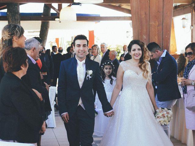 Il matrimonio di Fabrizio e Laura a Rende, Cosenza 16