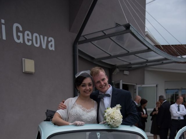 Il matrimonio di Alessandro e Martina a Castelfranco Veneto, Treviso 2