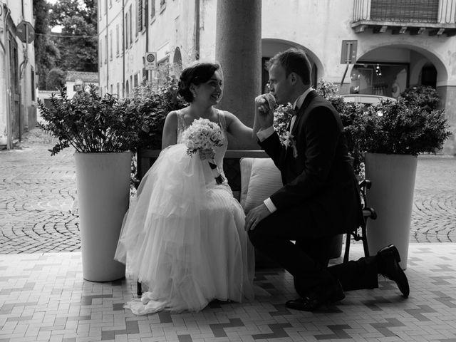 Il matrimonio di Alessandro e Martina a Castelfranco Veneto, Treviso 11