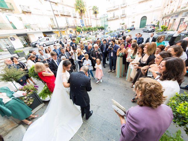 Il matrimonio di Rino e Chiara a Catanzaro, Catanzaro 10