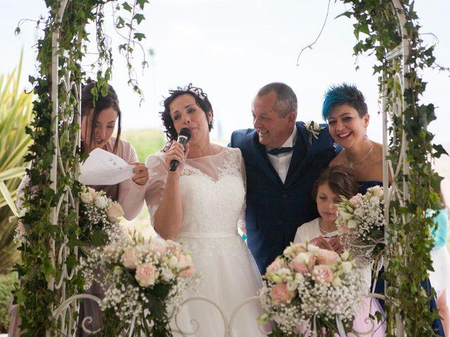 Il matrimonio di Roberto e Patrizia a Viareggio, Lucca 40