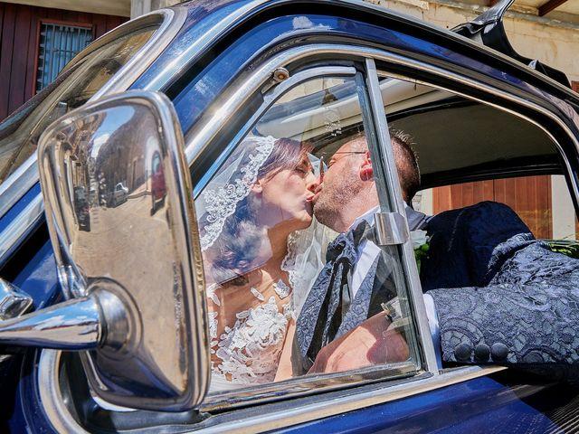 le nozze di Carmelita e Gaetano