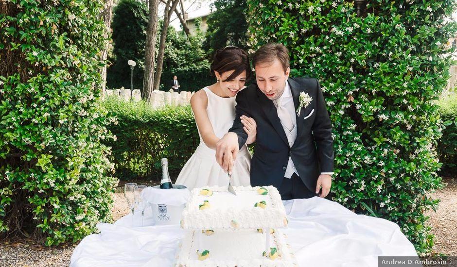 Il matrimonio di Simone e Angela a Perugia, Perugia