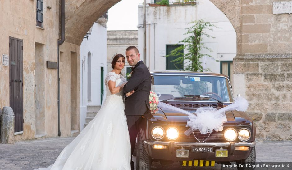 Il matrimonio di Antonio e Francesca a Oria, Brindisi
