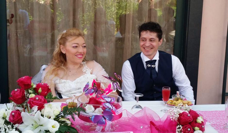 Il matrimonio di Iulian  e Daniela  a Loano, Savona