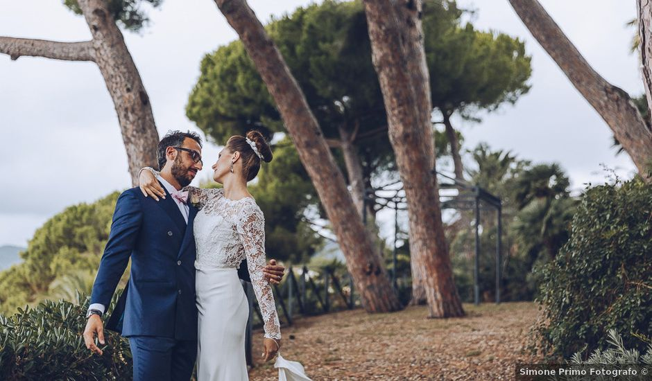 Il matrimonio di Nico e Alice a Celle Ligure, Savona