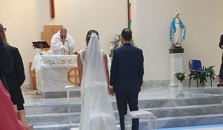 Il matrimonio di Carmela e Saverio a Sant'Antonio Abate, Napoli