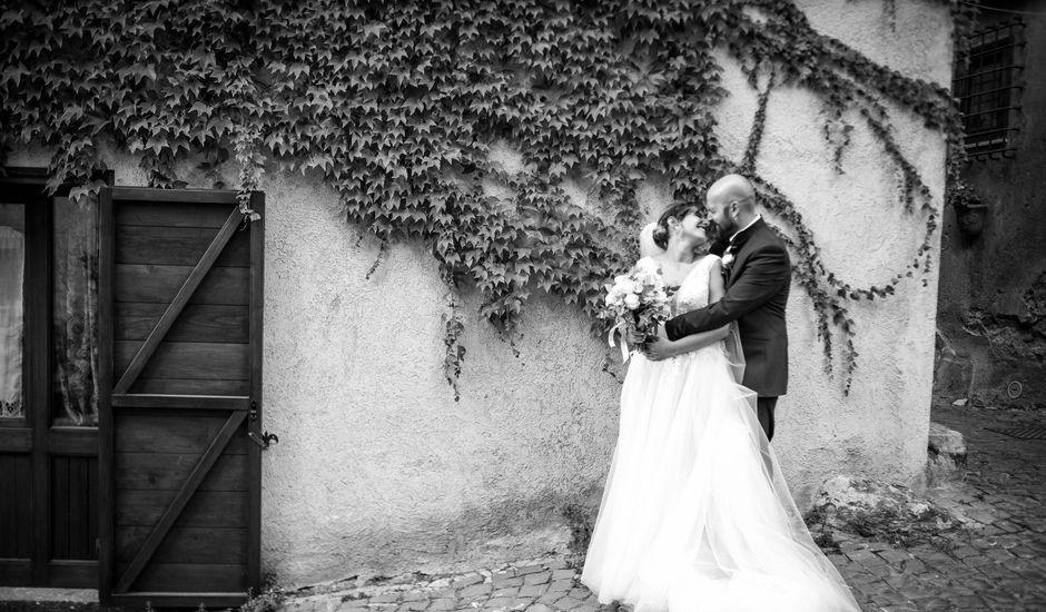 Il matrimonio di Raffaele e Beatrice  a Bracciano, Roma