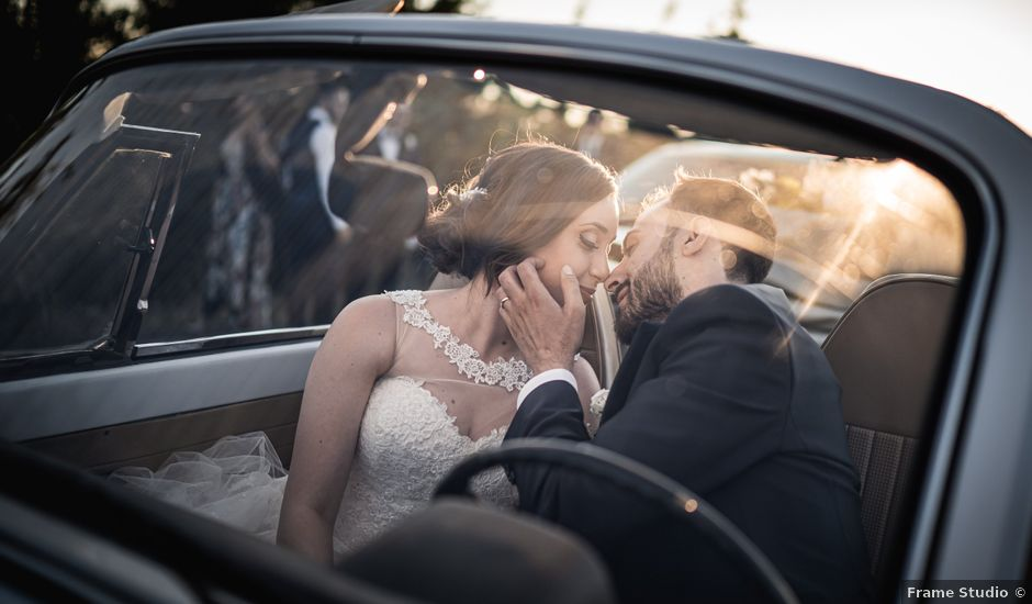 Il matrimonio di Antonio e Carla a Bronte, Catania