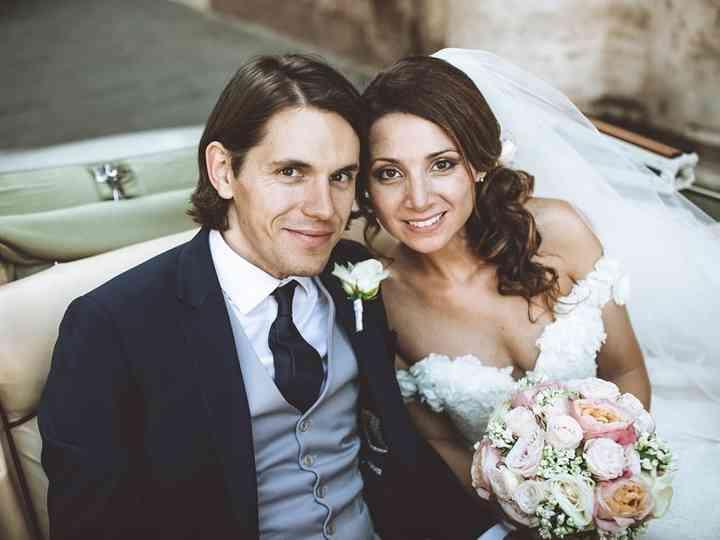 le nozze di Chiara e James
