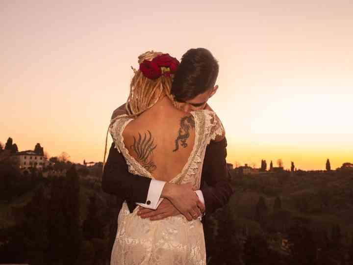 Le nozze di Tathiana e David