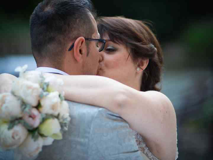 Le nozze di Manuela e Franco
