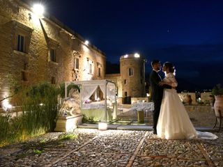 Le nozze di Fede e Gabriele 1