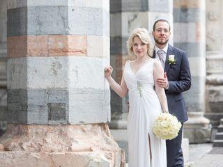 Le nozze di Alena e Giuseppe