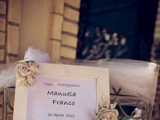 Le nozze di Manuela e Franco 1