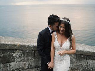 Le nozze di Carine e Roberto