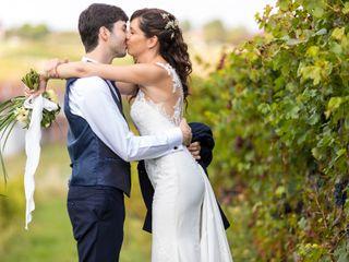 Le nozze di Roberta e Alesandro