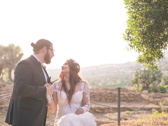 Il matrimonio di Luca e Annalisa a Taormina, Messina 1